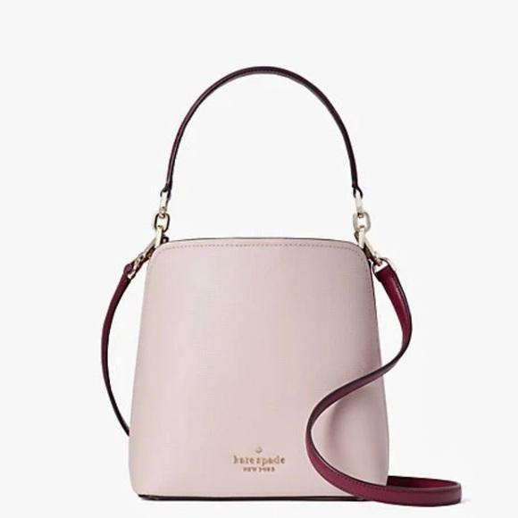 NWT Kate Spade Darcy Small Bucket Bag